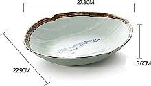 Vaisselle, plats chinois, bols de nouilles (Size :
