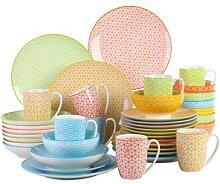 Vancasso – service de vaisselle en porcelaine de