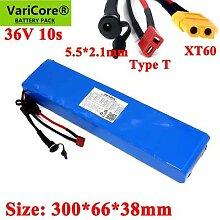 VariCore – batterie lithium 36V 12,0 ah 10ah 8ah