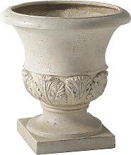 Vase en résine H 46 cm