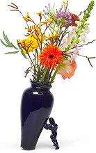 Vase / Pot de fleurs original My Superhero au