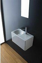 Vasque suspendu ou à poser Cube 42