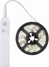 VAWAR 1m Bande LED avec détecteur de mouvement,