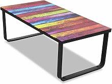 VDTD08590_FR Table basse avec impression
