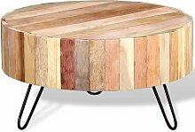 VDTD10391_FR Table basse Bois de récupération