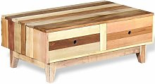 VDTD10393_FR Table basse Bois de récupération