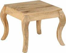 VDTD13026_FR Table d'appoint 45x45x40 cm Bois