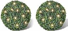 VDTD14770_FR 2 pièce de boule 27 cm avec