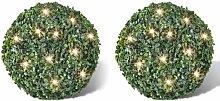 VDTD14771_FR 2 pièce de boule 35 cm avec
