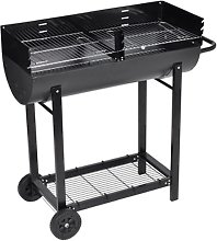 VDTD26170_FR Barbecue à charbon Texas - Topdeal