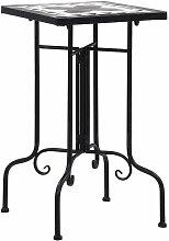 VDTD30073_FR Tables d'appoint mosaïque Noir