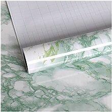 VEELIKE Papier Peint Vinyle Adhesif Marbre Mural
