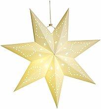 Veemoon Évider Papier Lanternes Étoiles Étoile