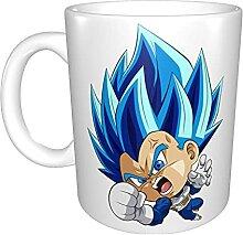 Vegeta Super Blue Evolution Tasse à café
