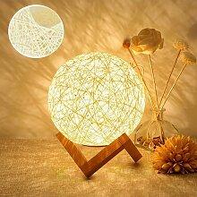 Veilleuse LED, Lampe de Chevet, Lampe
