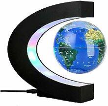 Veilleuse Led Lévitation Magnétique Globe
