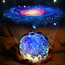 Veilleuse Led Night Light Stars Starry Sky