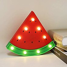 Veilleuse LED, Pastèque légère LED Chat