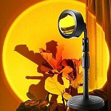 Veilleuse LED rétractable arc-en-ciel pour Studio