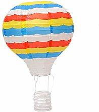 Vektenxi 12inch ballon à air chaud en papier