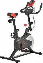 Vélo d'appartement cardio vélo biking écran