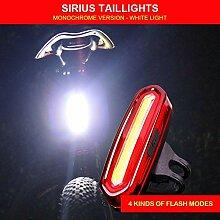 Vélo Light 120 lumens LED Vélo de la Queue de