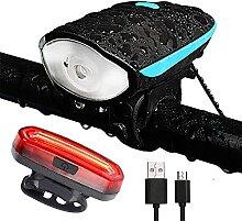 Vélo Rétro-Éclairage Led USB Vélo Lumière USB