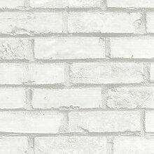 Venilia adhésif pour Mur, Aspect Brique,