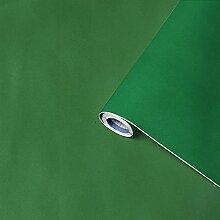 Venilia Film adhésif aspect velours vert, film