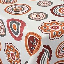 Venilia Rouge Séville acidulé Linge de Table