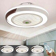 Ventilateur De Plafond À LED Avec