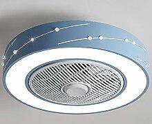 Ventilateur De Plafond À LED Avec Éclairage,