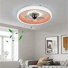 Ventilateur de plafond avec éclairage, calme