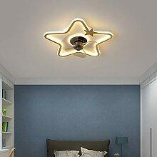 Ventilateur De Plafond Avec Éclairage Et