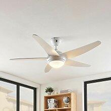 Ventilateur de plafond avec lampe à intensité