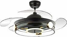 Ventilateur de Plafond avec LED éclairage Simple