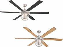 Ventilateur de plafond Willa 153 cm avec