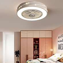 Ventilateur LED Lustre Ventilateur Moderne