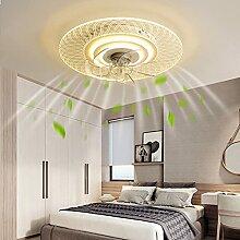 Ventilateur Plafonniers LED Creative Plafonnier