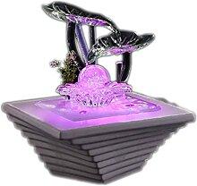 Verre en céramique Tabletop Fontaine Cascades,
