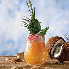 Verre Tiki pour Cocktail, verre à jus de fruit