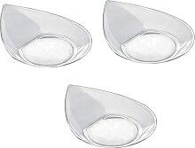 Verrine plastique réutilisable: Coupelle