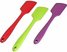 Versa 10530053Assortiment de spatules, Silicone,