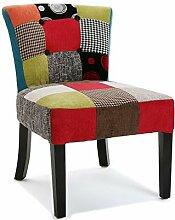 Versa 19501374 Chaise rembourrée Philippine,