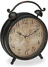 Versa Horloge de Bureau 21 cm