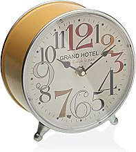 Versa Horloge de Bureau Multicolore