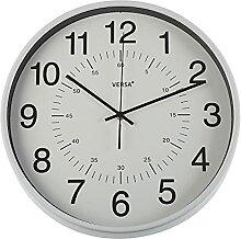 Versa Horloge de Cuisine Blanc 37,8 cm