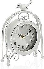 Versa Horloge de Table de Ligne Horloge de Bureau