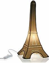 VERSA Lampe tour Eiffel décoration et meubles