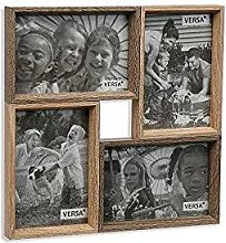 Versa Porte-photo multiple 4 fenêtres